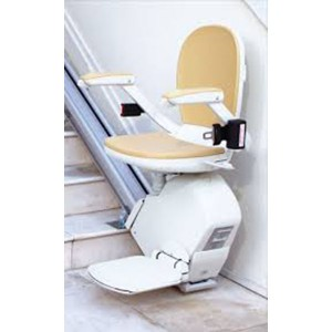 Stair Lift at base